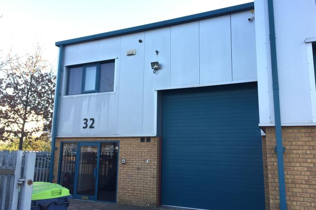 Thumbnail Light industrial to let in Unit 32, Thomas Way, Lakesview International Business Park, Hersden, Canterbury