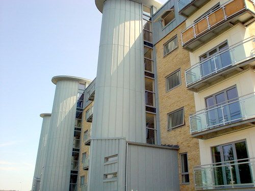 2 bed flat to rent in Wherstead Road, Ipswich