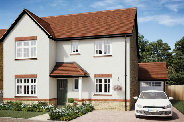 Thumbnail Detached house for sale in Plot 3, The Alcombe, The Chestnuts, Winscombe, Somerset