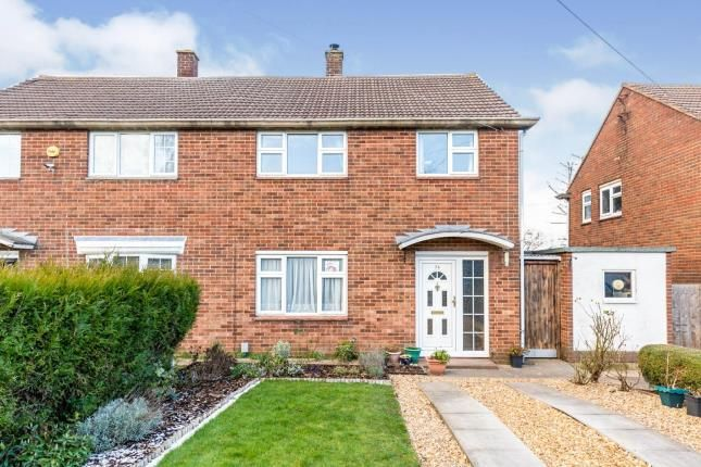 Thumbnail Semi-detached house for sale in Milestone Road, Hitchin, Hertfordshire