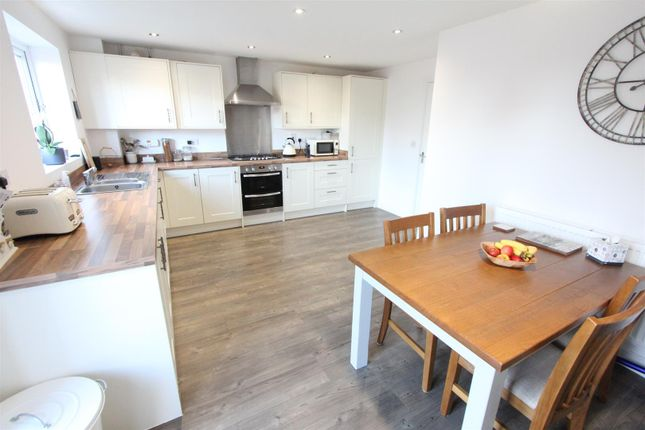 Thumbnail Detached house for sale in Olympic Way, Hinckley
