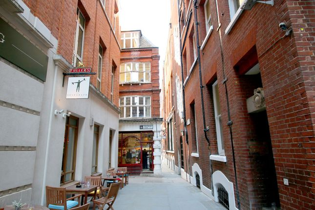 Thumbnail Retail premises to let in 1/1A Telegraph Street, City, London