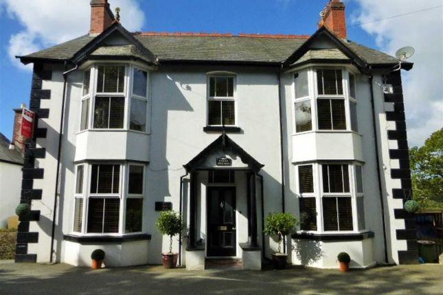 Thumbnail Detached house for sale in Ty Glyn Eiddwen, Eglwysfach, Machynlleth, Powys