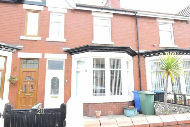 Thumbnail Terraced house for sale in Carr Road, Fleetwood