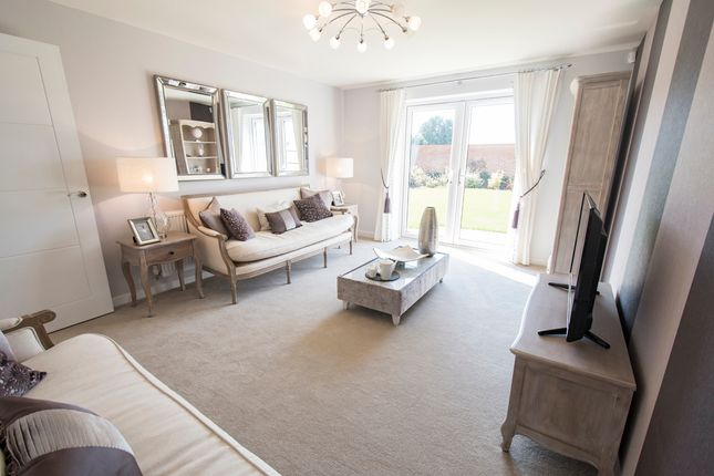 """4 bedroom detached house for sale in """"The Hyperion"""" at Boars Tye Road, Silver End, Witham"""