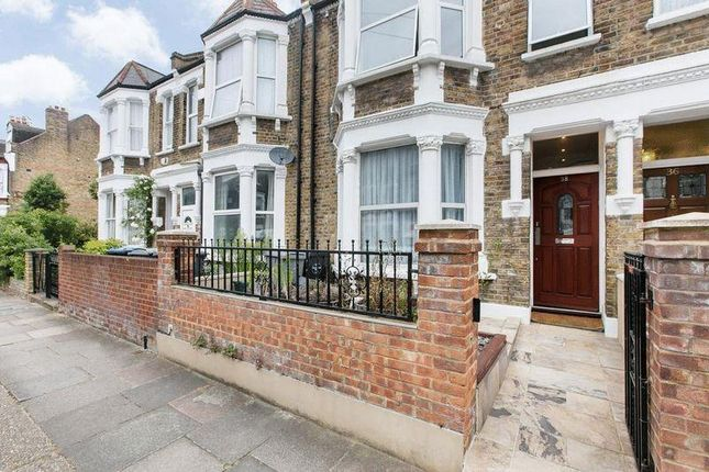 Thumbnail Terraced house for sale in Pember Road, Kensal Green, London