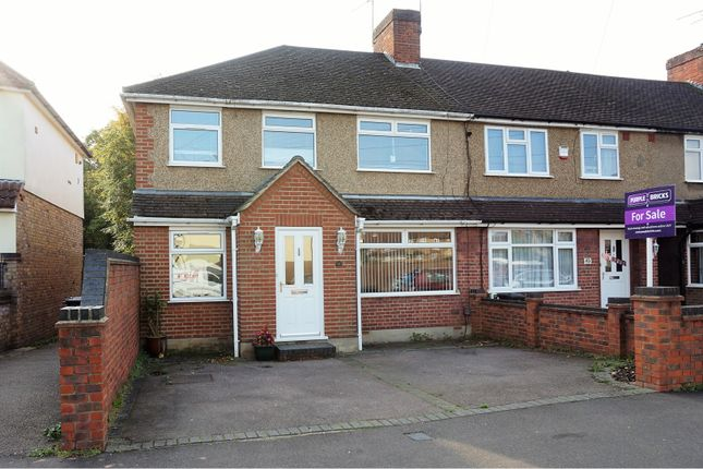 Thumbnail End terrace house for sale in Fern Way, Watford