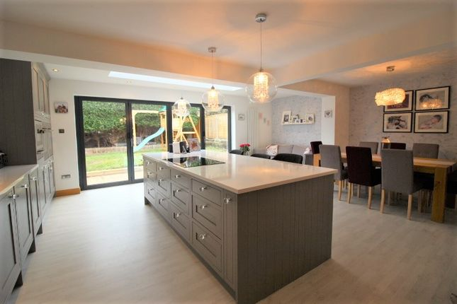 Thumbnail Detached house for sale in Riverbank Way, Shirebrook, Glossop