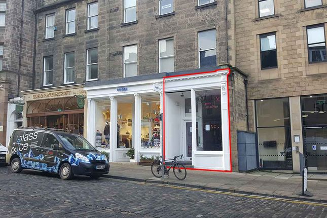Thumbnail Retail premises to let in Frederick Street, New Town, Edinburgh