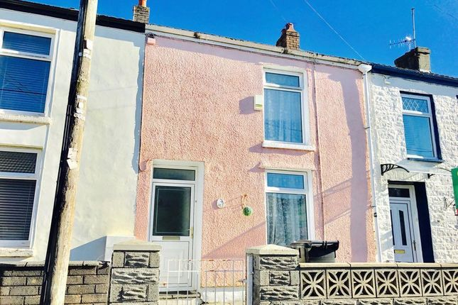 Thumbnail Terraced house to rent in Mary Street, Merthyr Tydfil