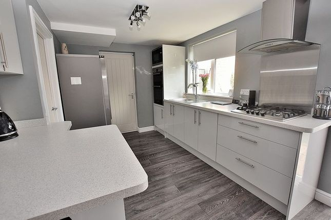 Thumbnail Semi-detached house for sale in Ulverston Road, Dunstable