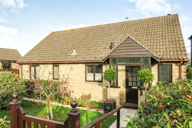 Thumbnail Detached bungalow for sale in Gulway Mead, Tatworth, Chard
