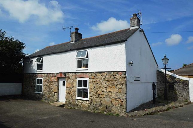 Thumbnail Cottage for sale in United Road, Carharrack, Redruth