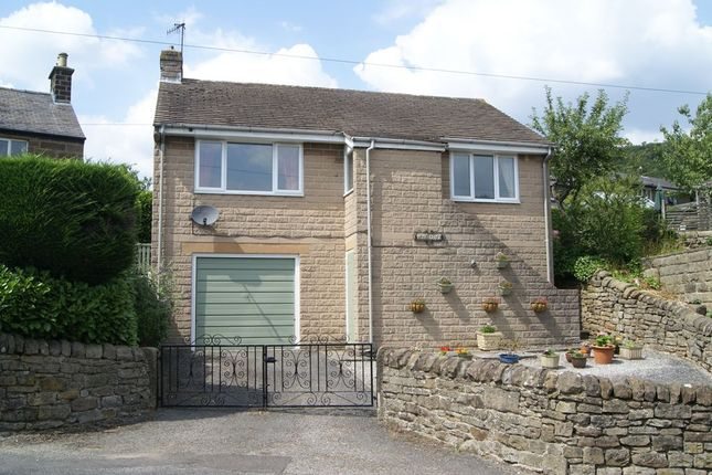 Thumbnail Detached bungalow for sale in Chesterfield Road, Two Dales, Matlock, Derbyshire