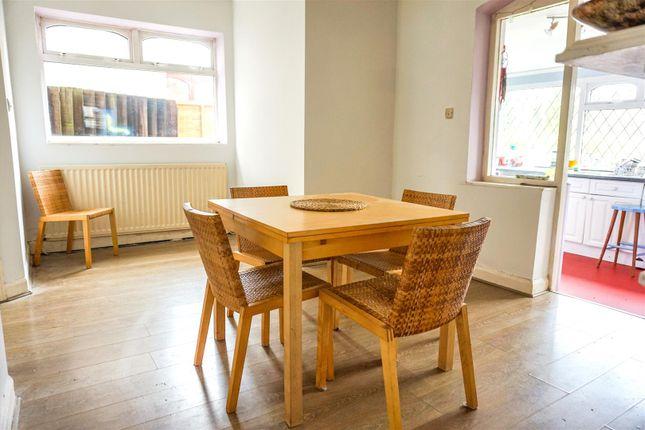 Dining Room of Frankley Beeches Road, Northfield, Birmingham B31