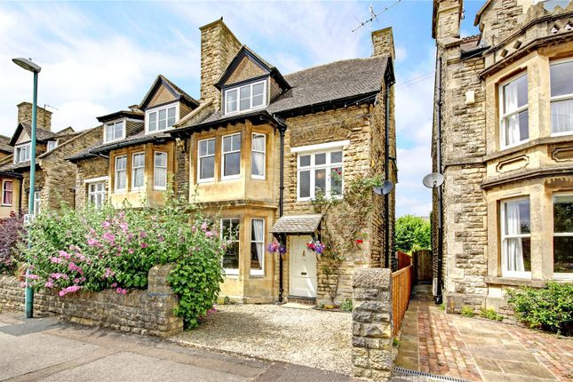 Thumbnail Semi-detached house for sale in St. Peters Road, Cirencester