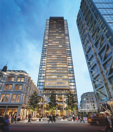 Thumbnail Flat for sale in 21.09, One Bishopsgate Plaza, City Of London