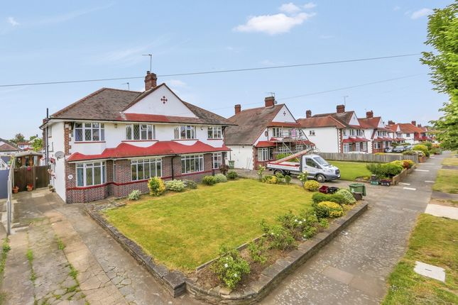 Thumbnail Terraced house for sale in Willersley Avenue, Sidcup