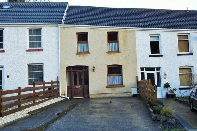 2 bed terraced house for sale in Glen Road, West Cross, Swansea