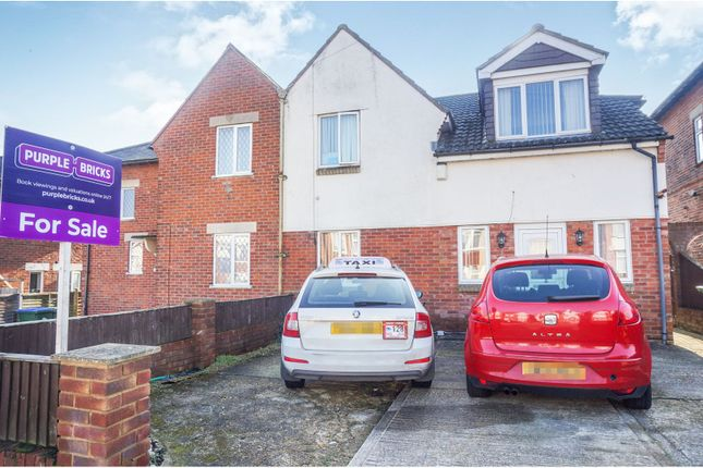 Thumbnail Semi-detached house for sale in Mayfield Road, Swaythling, Southampton