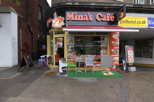 Thumbnail Commercial property for sale in Finchley Road, London