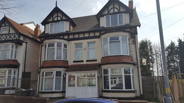 Thumbnail Room to rent in Room 12, Mansel Road, Small Heath