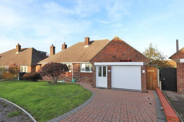 Thumbnail Bungalow for sale in Fayre Meadow, Robertsbridge, East Sussex