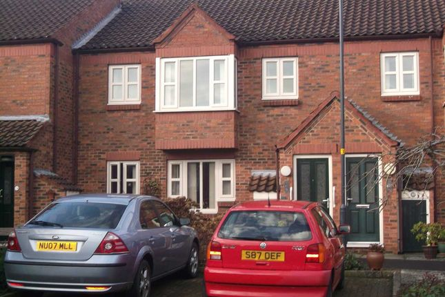 Thumbnail Flat for sale in Applegarth Court, Northallerton