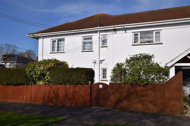Thumbnail Flat to rent in Seaward Avenue, Barton On Sea, New Milton