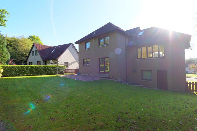 Back Garden Alt of Corse Avenue, Kingswells, Aberdeen AB15