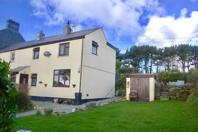 Thumbnail Cottage for sale in Sea View Cottages, Carn Grey, St Austell, Cornwall