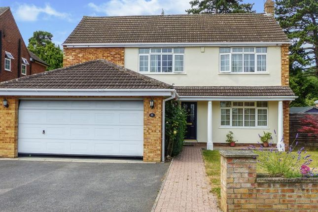 Thumbnail Detached house for sale in Cressington Place, Bourne End