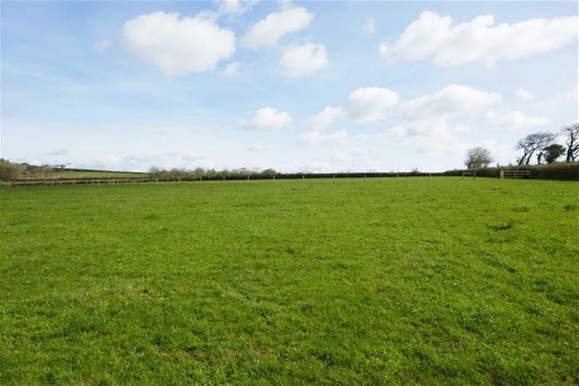 Thumbnail Land for sale in North Petherwin, Launceston