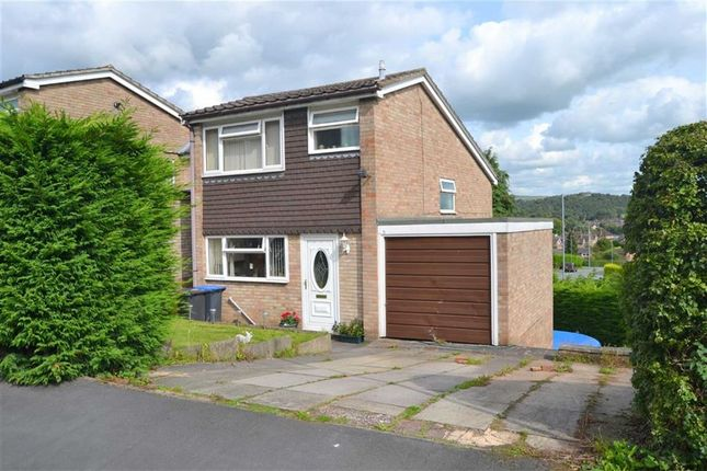 Thumbnail Detached house for sale in Howard Close, Leek, Leek