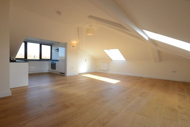Thumbnail Flat to rent in Ancells Road, Fleet