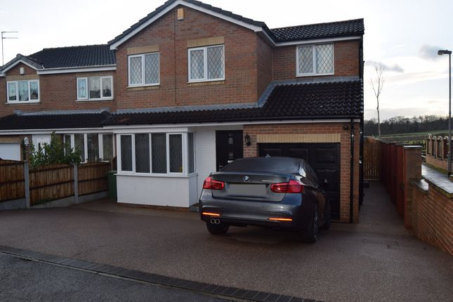 Thumbnail Detached house to rent in Thistlewood Road, Wakefield