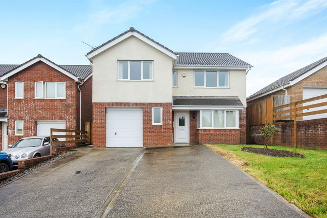 Thumbnail Detached house for sale in Pearson Way, Neath