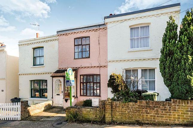 Thumbnail Terraced house to rent in Canterbury Road, Pembury, Tunbridge Wells