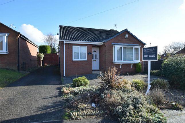 Thumbnail Detached bungalow for sale in Lilac Grove, South Normanton, Alfreton, Derbyshire