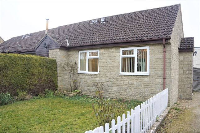 Thumbnail Bungalow for sale in The Mews, Malmesbury