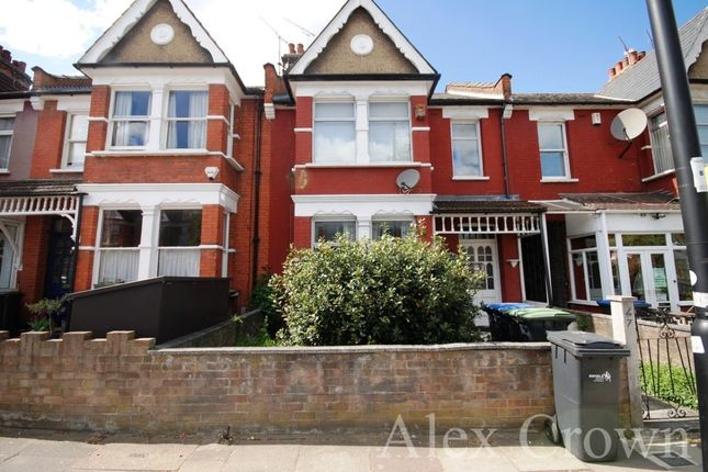 Thumbnail Terraced house to rent in Warwick Road, London