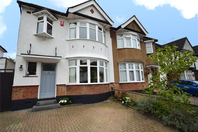 Thumbnail Semi-detached house to rent in Wentworth Avenue, Finchley, London