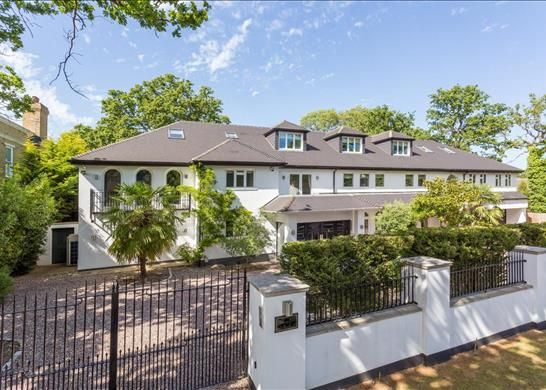 Thumbnail Property to rent in Coombe Park, Kingston Upon Thames, Surrey