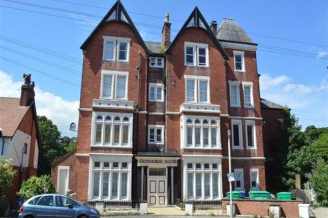 Thumbnail Flat to rent in Grosvenor House, 17 Grosvenor Road, Scarborough