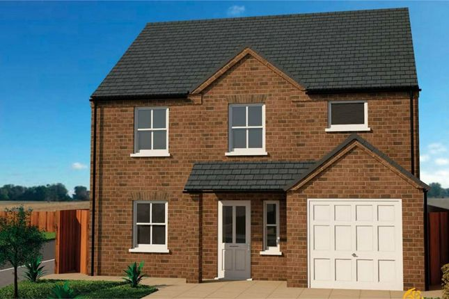 Thumbnail Detached house for sale in Kettle Close, Newborough, Peterborough