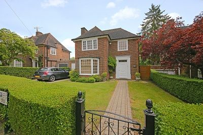 4 bed detached house for sale in Gurney Drive, London N2