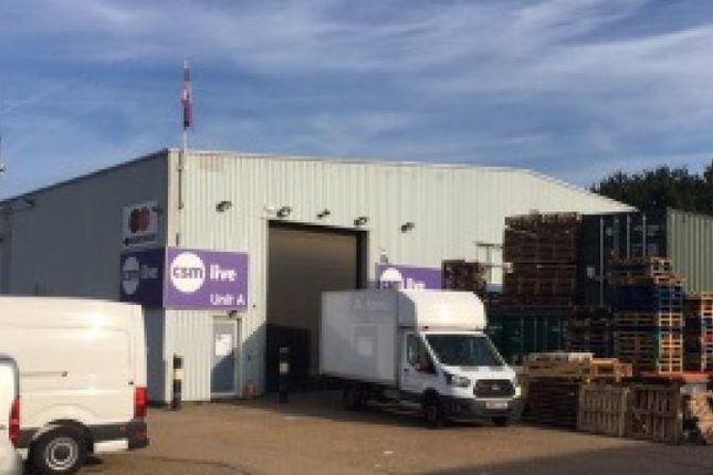 Thumbnail Light industrial to let in A, Stenmar Works, Commerce Way, Edenbridge, Kent