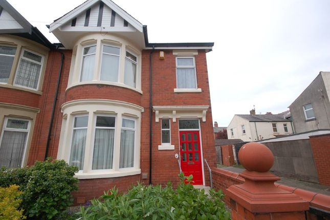 Thumbnail Semi-detached house for sale in Second Avenue, Blackpool