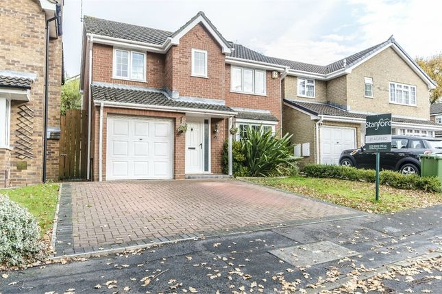 Thumbnail Detached house to rent in Eden Road, West End, Southampton, Hampshire