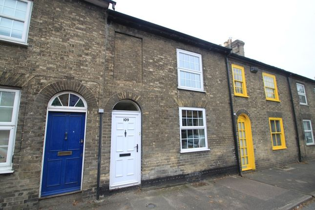 Thumbnail Terraced house for sale in Out Westgate, Bury St. Edmunds